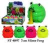 Lustiges Pressung-Schlamm-Frosch-Spielzeug