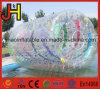 Rodillo que recorre flotante inflable Shinning del agua de la bola para los deportes de agua