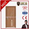 Porte en bois de la porte intérieure PVC/MDF des prix meilleur marché