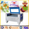 9060 автомат для резки лазера СО2 CNC ткани Reci 100W миниый