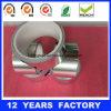 Cinta del papel de aluminio de la alta calidad 50mic