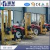 Piattaforma di produzione montata trattore portatile del pozzo d'acqua di Hf100t