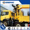 Oriemac grue montée par camion Sq16sk4q de 16 tonnes