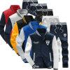 Neuer Mens-Vlies-Trainingsnazug für Sport (A794)