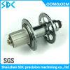 OEM ODM CNCの機械化のコンポーネント/部分のバイクのハブの/SGSの機械で造られた証明書