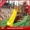 Césped artificial suave de la decoración del paisaje para el jardín de la infancia y el jardín