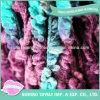 Polyester Respectueux de L'environnement Tricotant à la Main le Filé de Fantaisie -2 de Coton de Laines