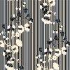 Tessile di seta di seta del raso normale stampata Digitahi per vestirsi (SZ-0036)