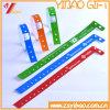 I capretti poco costosi medici impermeabilizzano il braccialetto a gettare del PVC per l'identificazione, il Wristband di Tyvek Frid (XY-PW-01)