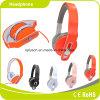 La vente en gros orange bat l'écouteur de coutume d'écouteurs