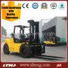 Hydraulische Nachtausgabe verwendete der 10 Tonnen-Gabelstapler-Diesel