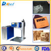 Máquina del laser de CO2 Mrking Madera de la marca, vidrio, papel Marcador