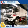 Caminhão de lixo tipo comum para estação de lixo