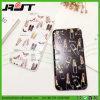 Caja plástica del teléfono celular el repujado de la manera para el iPhone (RJT-A069)