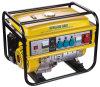 Portable triphasé de générateur professionnel d'essence de Taizhou pour la clé de Generatorsv 5kw