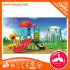Galvanisierter Stahlschwamm-Plastikspielplatz-materieller im Freienspielplatz