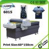 Camiseta plana de la impresora de la máquina de la impresora tridimensional
