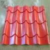 SGCC 914mmの幅は電流を通された波形の鋼板をPrepainted