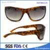 Brown Leopard Mens Polarized gafas de moda de moda de deporte al aire libre