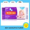 Wipe molhado do bebê do produto do bebê da fábrica sem álcôol (BW007)