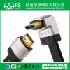Vlakke Kabel HDMI met Metaal Shell