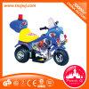 Детский мотоцикл с электроприводом работает от батареи мотоцикл с помощью света и музыки