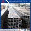 Tubo rettangolare del acciaio al carbonio A210 per costruzione