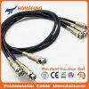 75 connettore della piegatura del cavo coassiale RG6/Rg59 F di Ohm