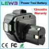 батарея 1220 електричюеского инструмента 3000mAh Makita перезаряжаемые резервная
