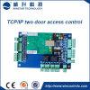 Painel do controlo de acessos da porta da rede do alarme da segurança TCP/IP ou RS485 para duas portas