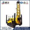 Tipo máquina Dfq-300 do equipamento Drilling, equipamento Drilling de rocha com martelo de DTH e bocados da esteira rolante de Downthehole DTH