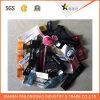 Kundenspezifischer Kleid-Marken-Kleidungs-Aufkleber druckte Gewebe-Einklebebuch-Drucken-Kennsatz