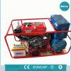 tipo silencioso o abierto conjunto de 15kVA de generador diesel del motor de Changchai