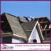 Индивидуальные дома крыши гофрированной цветной мозаики стали кровля