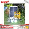 20W 18V Mini Sistema Solar para Radio MP3
