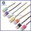 USB 2.0 de qualité au câble de données 8pin de remplissage pour l'iPhone