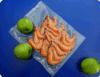 Sac de vide de plastique stratifié de catégorie comestible
