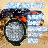 met Inhammen Clear, Flood en Dt Connector, 12V het Go-kart 160W LED Headlight van Auto High Power LED, 160W LED Driving Light
