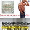 Bauten lehnen Muskel-aufbauendes rohes Steroid Hormon-Puder Methenolone Azetat