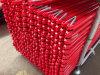 [رينغلوك] سقالة كسا مسحوق أفقيّة حمراء من الصين