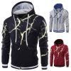 Мужчин Вязаная кофта худи 3D-печати марки мужская Hoodies Зимние мужские Pullover спортивной одежды