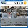 Kleine Plastikprodukte, die maschinelle Herstellung-Zeile/Co-Drehende Doppelunterwasserschraube herstellen, Plastikaufbereitenmaschine zu beizen