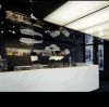Contador moderno de la barra del diseño de lujo para el hotel