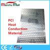 Эффективное тепловыделение плиты материала кондукции жары PCI