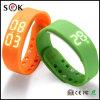 De nieuwe Waterdichte IP68 LEIDENE van de Pedometer van de Calorie van Reloj Inteligente Telefoon van het Horloge van de Armband van 3D W2 Sport van de Fitness Slimme Slimme W2