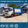 тип тележка обжатия 4X2 отброса компрессора Dongfeng 4000L