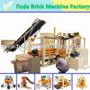 Machine hydraulique automatique de brique de Qt4-18 Chine Fuda