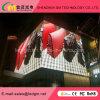 Im Freien farbenreiche Video P5 LED-Bildschirmanzeige für Förderung