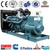 Generador diesel silencioso trifásico de la CA 80kw 100kVA