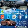 La surface adjacente visuelle Honda de navigation androïde de GPS s'est ajustée (à gauche pilotant)